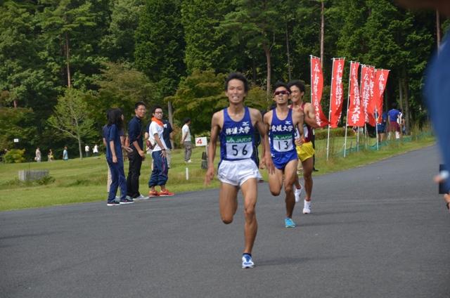 2014道後山予選会