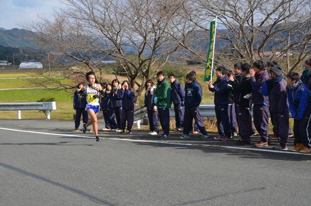 2014中四国学生駅伝