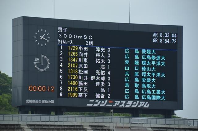 2016中四インカレ