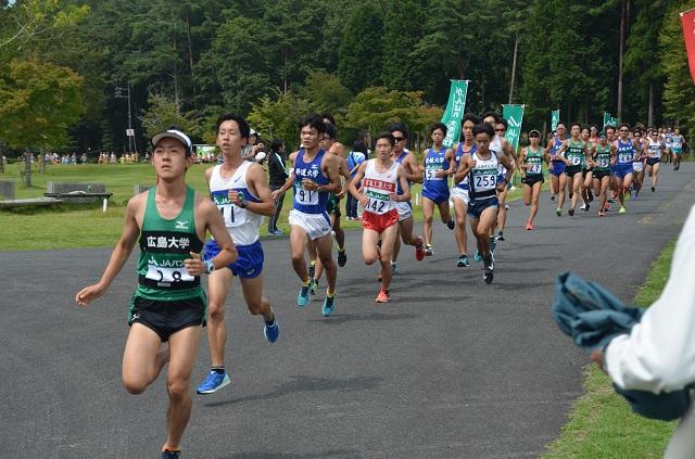 2018道後山予選会
