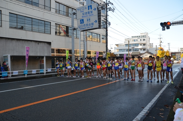 2011中四国駅伝