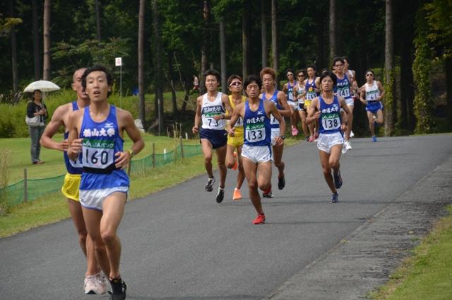 2012道後山予選会