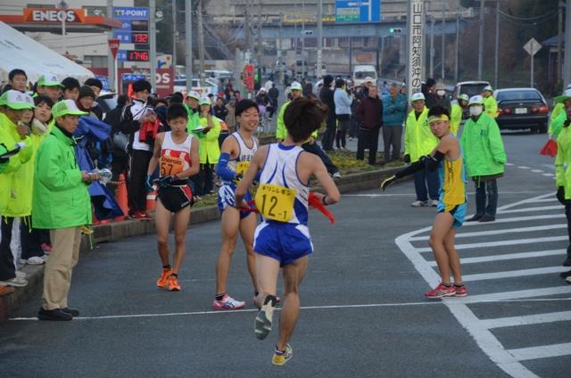 2014中国山口駅伝