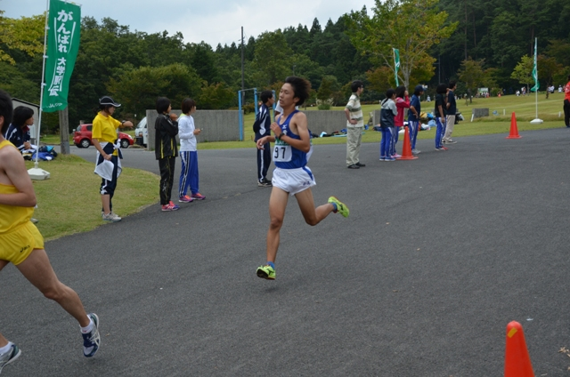 2015道後山予選会