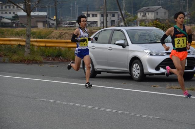 2015中四国学生駅伝
