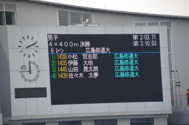 2017中四国インカレ