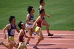 09国体強化記録会