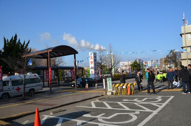 2012中国山口駅伝