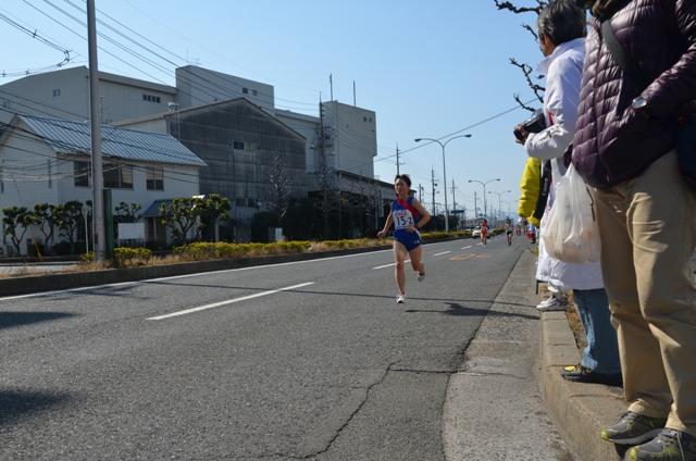 2012中国女子駅伝