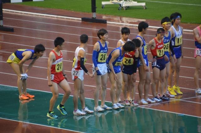 2013国体強化記録会