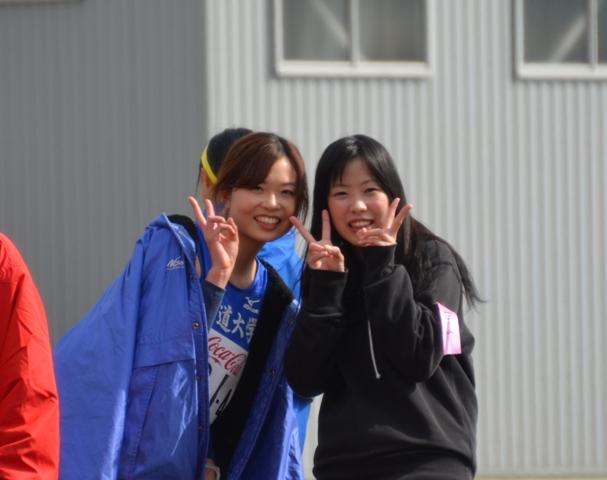 2014中国女子駅伝