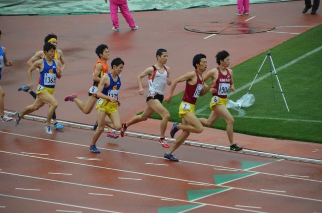 2014国体強化記録会